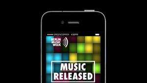 BERLIN MUSIC WEEK APP RELEASED!